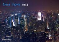 eKartki Państwa, Miasta New York nocą,