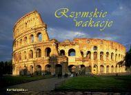 eKartki Państwa, Miasta Rzymskie wakacje,