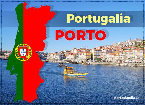 Kartka z Porto