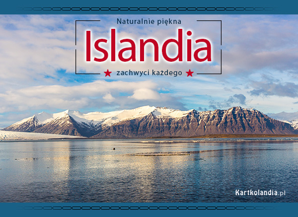 Naturalnie piękna Islandia