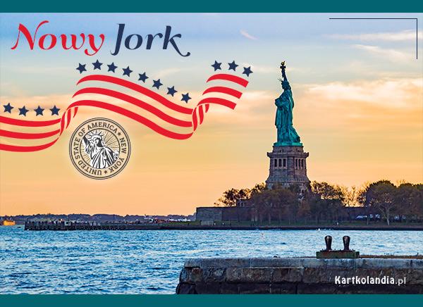 Nowy Jork pozdrawia