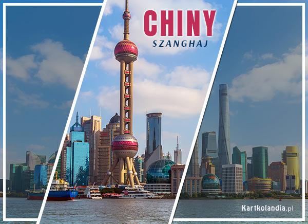 Pozdrowienia z Szanghaju