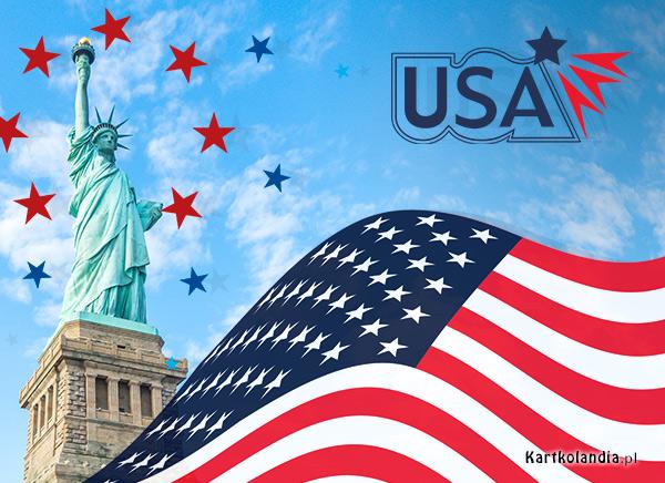 Pozdrowienia z USA