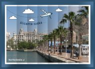 eKartki elektroniczne z tagiem: Kartki darmowe Alicante czeka,