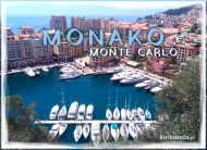 eKartki Państwa, Miasta e-Kartka Monako,