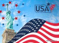 eKartki elektroniczne z tagiem: Kartka pozdrowienia Pozdrowienia z USA,