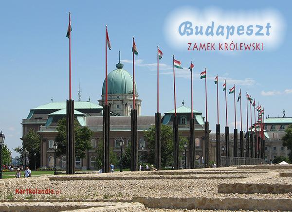 Budapeszt, Zamek Królewski