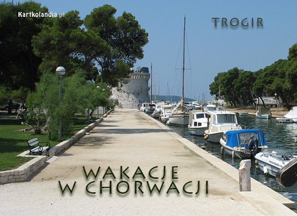 Chorwacja, Trogir