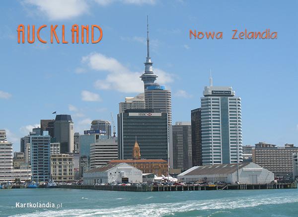 Moc pozdrowieñ z N. Zelandii