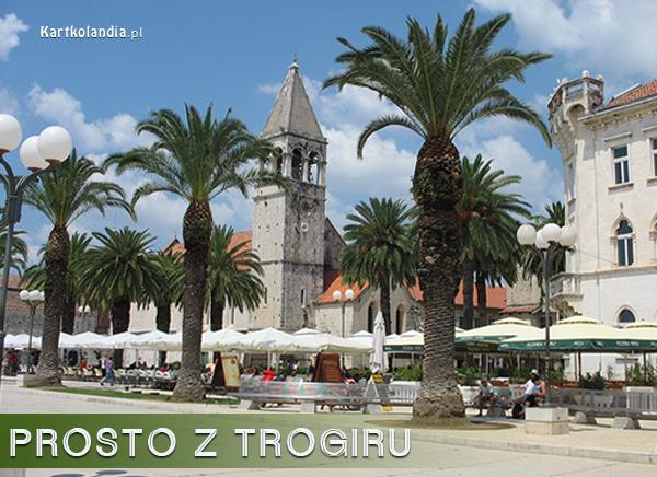 Prosto z Trogiru