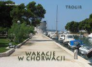eKartki Państwa, Miasta Chorwacja, Trogir,