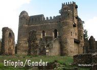 eKartki Pañstwa, Miasta Etiopia, Gonder,