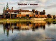 eKartki Państwa, Miasta Kraków, Wawel,
