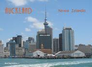 eKartki Pañstwa, Miasta Moc pozdrowieñ z N. Zelandii,