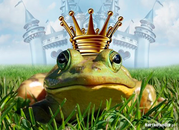 Królewna Żabka