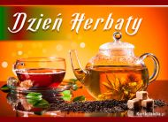 eKartki elektroniczne z tagiem: e-Kartki zaproszenia Dzień Herbaty,