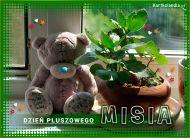 eKartki Różności Dzień Pluszowego Misia,