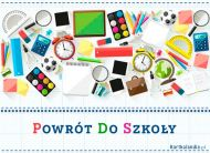 eKartki elektroniczne z tagiem: Kartki różne Powrót do szkoły!,
