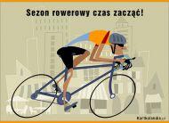 eKartki Różności Sezon rowerowy,