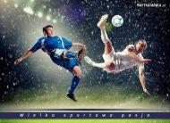 eKartki Różności Wielka sportowa pasja,