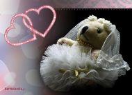 eKartki Ślubne Czekająca Panna Młoda,