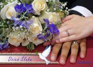 eKartki Ślubne Dzień Zaślubin,