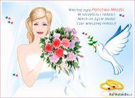 eKartki Ślubne Niechaj żyją Państwo Młodzi,