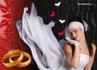 eKartki Ślubne Panna Młoda,