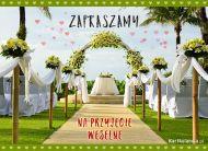 eKartki elektroniczne z tagiem: e-Kartki zaproszenia Przyjęcie weselne,