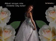 eKartki elektroniczne z tagiem: Kartka na slub Ślub z miłości,