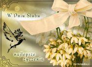 eKartki Ślubne Ślubne kwiaty,