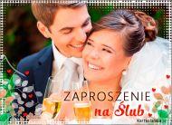 eKartki elektroniczne z tagiem: Kartki zaproszenia Zaproszenie na Ślub,
