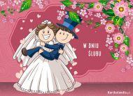 eKartki elektroniczne z tagiem: Kartki na ślub e-Kartka ślubna,