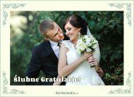 eKartki Ślubne Ślubne Gratulacje,