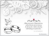 eKartki Ślubne Ślubne obrączki,