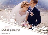 eKartki Ślubne Ślubne życzenia,