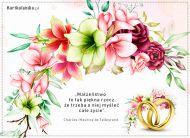 eKartki Ślubne Małżeństwo,