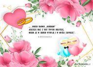 eKartki Ślubne Nasza miłość!,