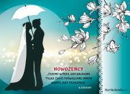 eKartki Ślubne Nowożeńcy,