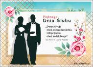 eKartki Ślubne Pięknego Dnia Ślubu!,