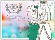 eKartki Ślubne Uczucie czystej miłości,