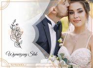 eKartki elektroniczne z tagiem: e-Kartka na ślub Wymarzony Ślub,