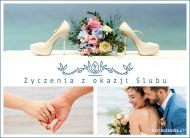 eKartki Ślubne Życzenia z okazji Ślubu,