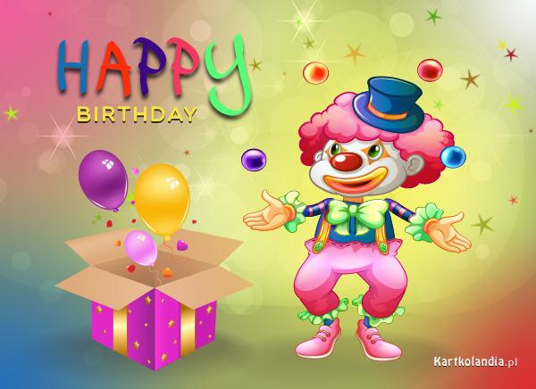 e-Kartka na urodziny