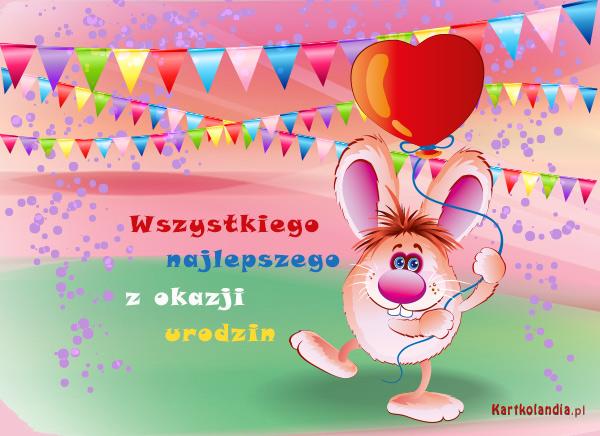 Urodzinowy Bobek