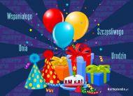 eKartki Urodzinowe Imprezka urodzinowa,