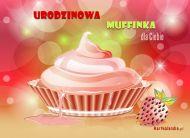 eKartki   Muffinka na urodziny,