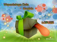 eKartki Urodzinowe Prezent dla niegrzecznych,
