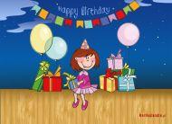 eKartki Urodzinowe Przyjęcie urodzinowe,
