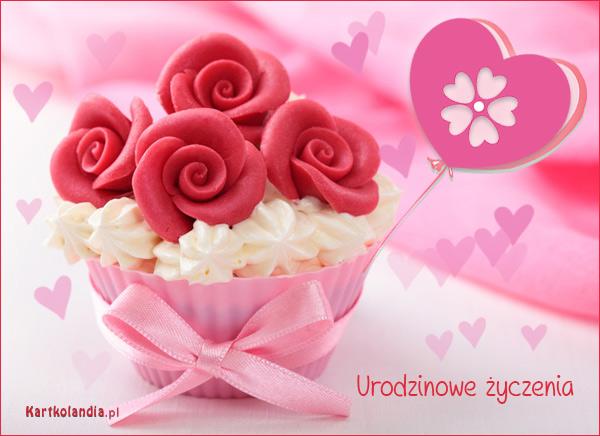Różowe urodziny